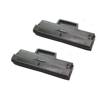 Compatible Samsung MLT-D111S/XAA MLT-D111 Toner Cartridge For Samsung SL-M2020W M2070W M2070FW Printers (Pack of 2)