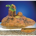Penn Plax Reptology Pet 'Paradise Isle' Floating Basking Platform