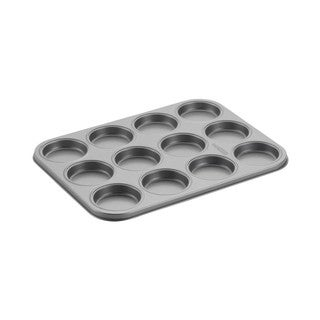 Cake Boss Novelty Grey Nonstick Bakeware 12-Cup Whoopie Pie Pan