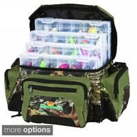 Flambeau Camo Soft Tackle Bag