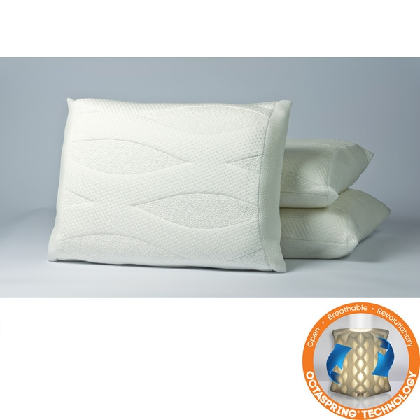 Dormeo Octaspring Evolution Memory Foam Pillow Free