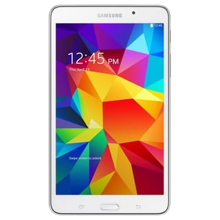 "Samsung Galaxy Tab 4 SM-T230 Tablet - 7"" - 1.50 GB Quad-core (4 Core)"