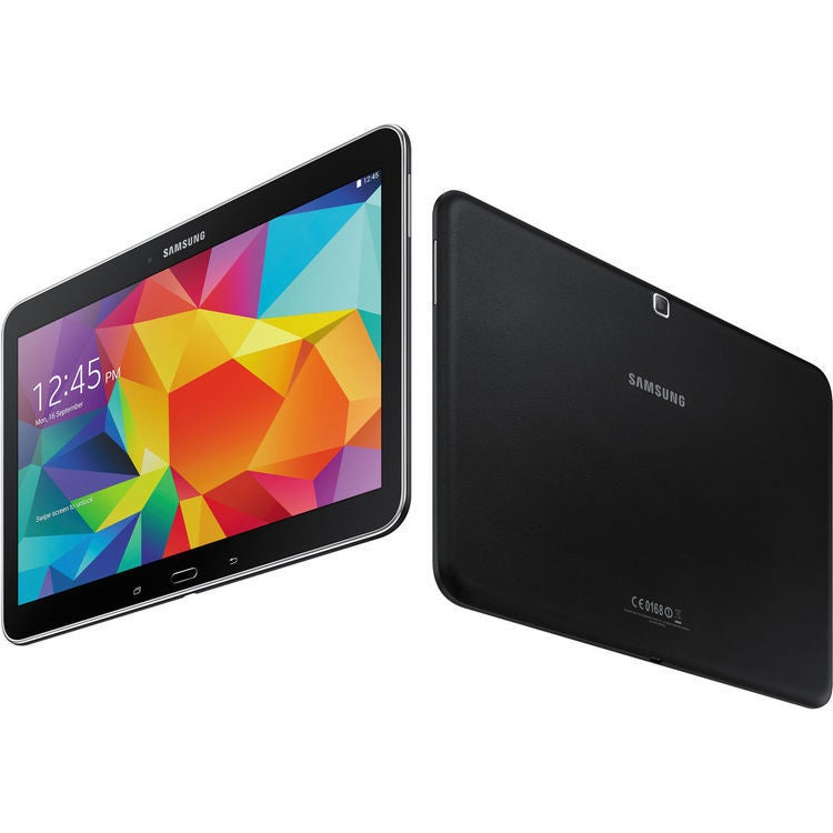 "Samsung Galaxy Tab 4 SM-T530 Tablet - 10.1"" - 1.50 GB Qua..."