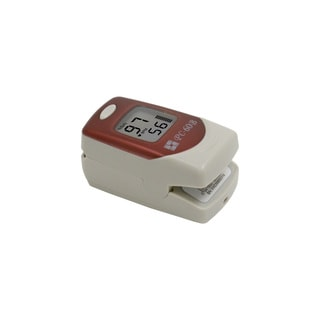 Quest Fingertip Pulse Back-lit LCD Oximeter