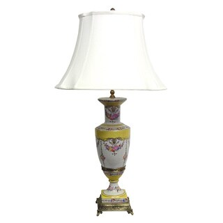 French Provencal Table Lamp