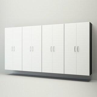 Flow Wall 6-piece Jumbo Cabinet Storage Center
