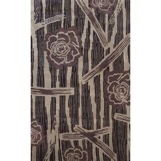 Symphony Floral Forest Rug - 6'7 x 9'6