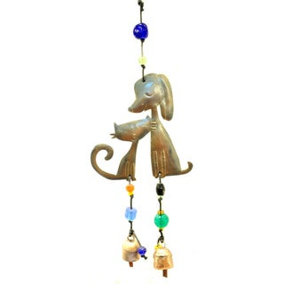 Handmade Best Friends Wind Chime , Handmade in India