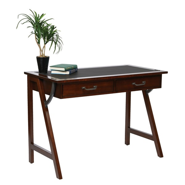 Trestle Solid Wood Legs and Sawhorse Frame Computer Desk - Free