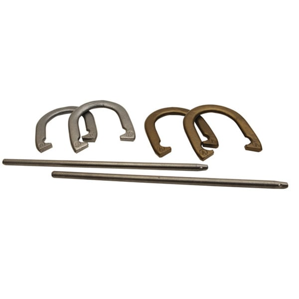 Beginner Cast Horseshoe Set