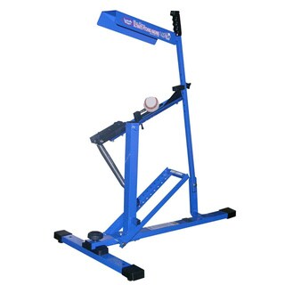 Louisville Slugger Blue Flame Ultimate Steel Pitching Machine
