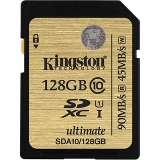 Kingston Ultimate 128 GB SDXC