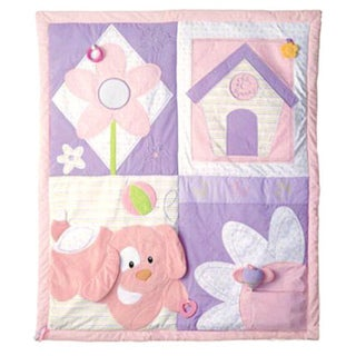 Spunky Activity Pink Playmat