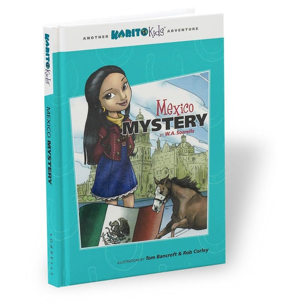 Karito Kids Mexico Mystery Adventure Book