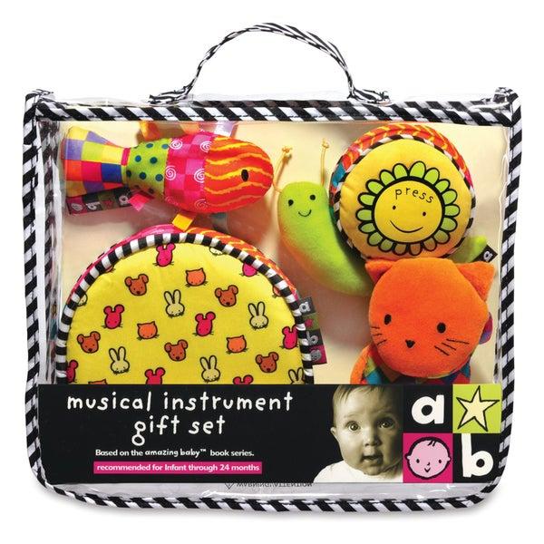 Kids Preferred AB Baby Band Gift Set