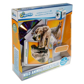 Cypher Live 3D Wild Animal Adventures Megapack