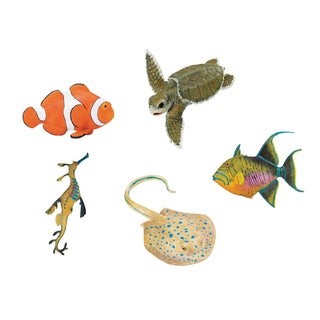 Incredible Creatures Coral Reef Bundle