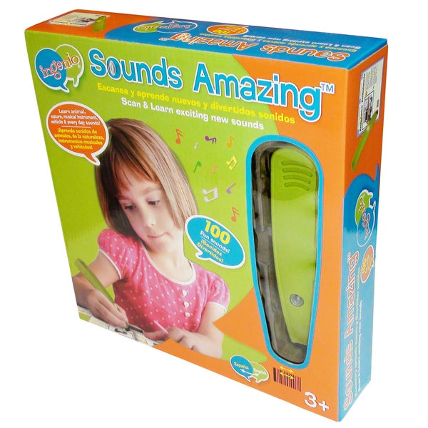 Smart Play Sounds Amazing Interactive Learning Toy