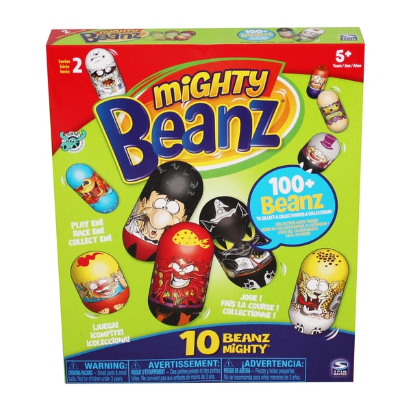 Mighty Beanz 10-Pack