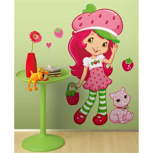 Strawberry Shortcake Giant Applique