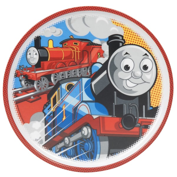 Thomas 8-Inch Rimmed Plate