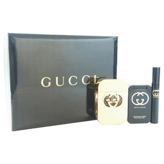 Gucci Guilty Women's 3-piece Gift Set|https://ak1.ostkcdn.com/images/products/9046838/P16244054.jpg?impolicy=medium