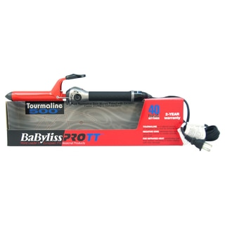 BaByliss PRO TT Tourmaline 500 Ceramic Professional Curling Iron