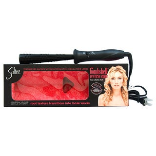 Sultra The Bombshell Reverse Cone Rod 1-inch Curling Iron
