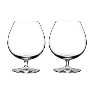 Elegance Clear 28.7oz. Brandy Glass (Set of 2)