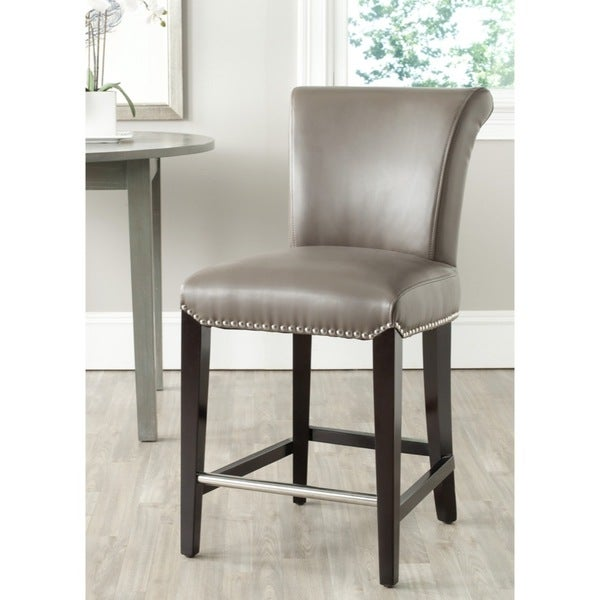 Shop Safavieh 25 9 Inch Seth Clay Counter Stool On Sale