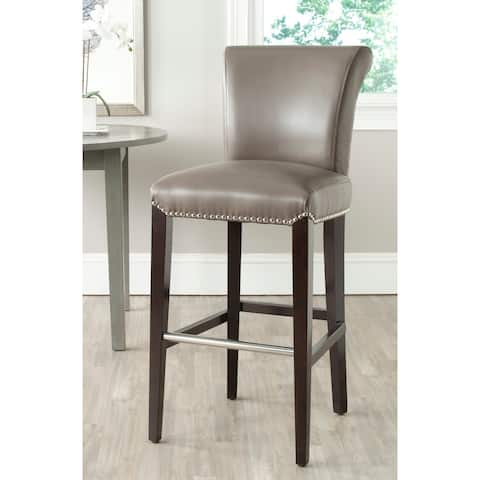 "Safavieh Seth Clay 29-inch Bar Stool - 18.7"" x 23.2"" x 43.5"""