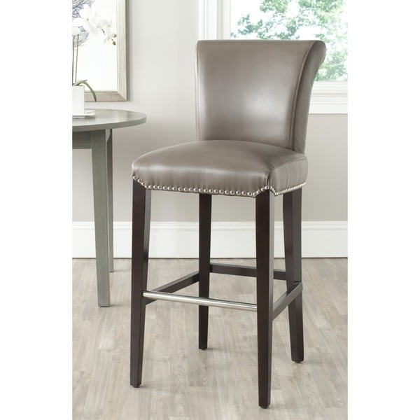 Safavieh Seth Clay 29 Inch Bar Stool Free Shipping Today