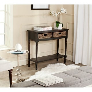 Safavieh Corbin Brown Console
