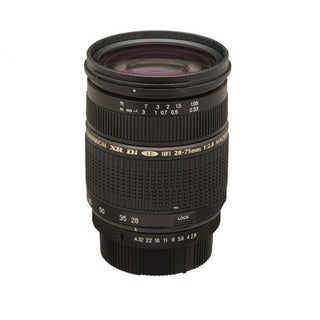 Tamron 28-75mm f/2.8 XR Di LD Aspherical IF AF Lens for Pentax