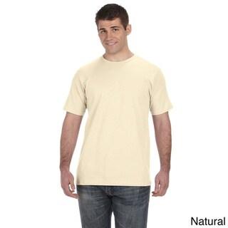 Men's Organic Cotton Short-sleeve Crew-neck T-shirt