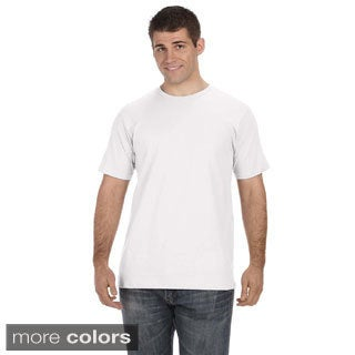 Men's Organic Cotton Short-sleeve Crew-neck T-shirt