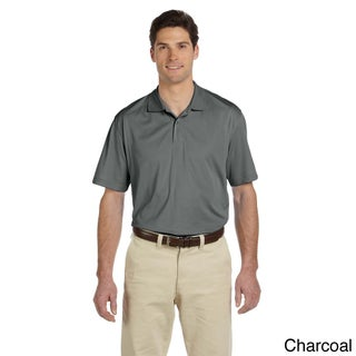 Men's Short-sleeve Moisture-wicking Micro-Pique Polo (More options available)