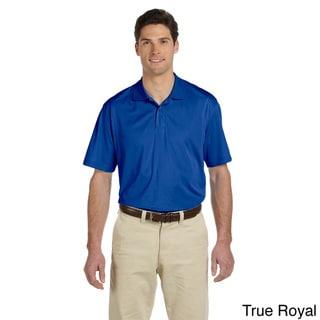 Men's Short-sleeve Moisture-wicking Micro-Pique Polo