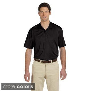 Men's Short-sleeve Moisture-wicking Micro-Pique Polo
