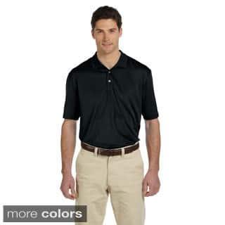 Men's Double Mesh Short-sleeve Sport Shirt|https://ak1.ostkcdn.com/images/products/9049054/Mens-Double-Mesh-Short-sleeve-Sport-Shirt-P16245773.jpg?impolicy=medium
