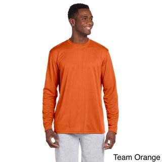 Men's Athletic Sport Long Sleeve T-shirt
