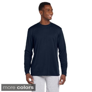 Men's Athletic Sport Long Sleeve T-shirt