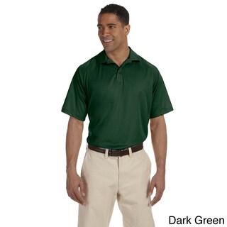 Men's Moisture-wicking Polytech Mesh Insert Polo (More options available)