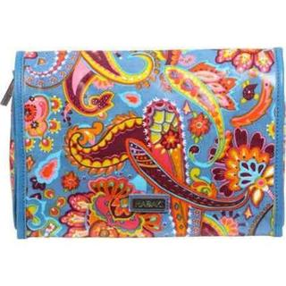Women's Hadaki by Kalencom Toiletry Pod Roll-Up Cassandra Paisley