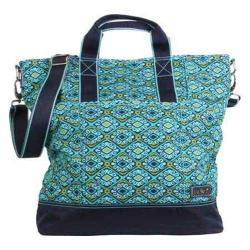 Women's Hadaki by Kalencom French Market Tote Dixie Diamonds