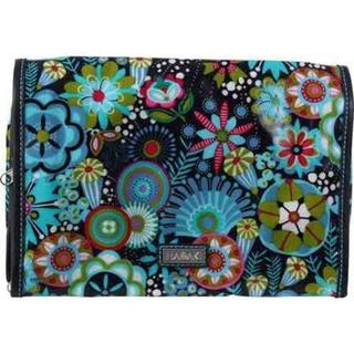 Women's Hadaki by Kalencom Toiletry Pod Roll-Up Dixie Daisies