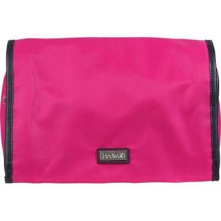 Women's Hadaki by Kalencom Toiletry Pod Roll-Up Fuchsia/Navy