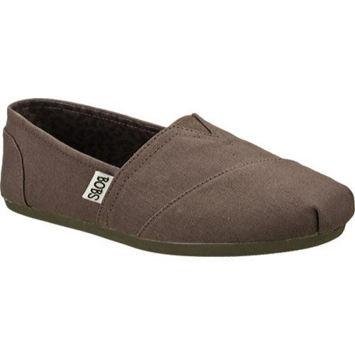 Women's Skechers BOBS Plush Peace and Love Charcoal