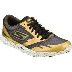 Shop Men's Skechers GOmeb Speed 2 Gold