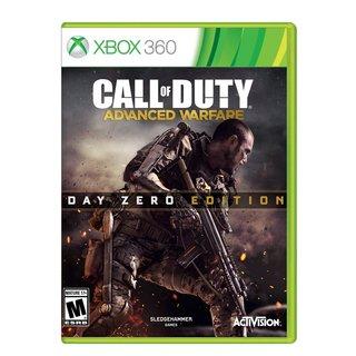 Xbox 360 - Call Of Duty: Advanced Warfare Day Zero Edition